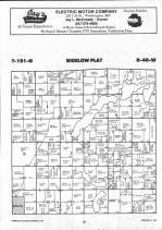 Map Image 005, Nobles County 1991