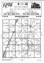 Map Image 007, Nobles County 1991