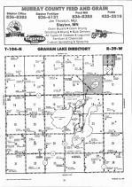 Map Image 023, Nobles County 1991