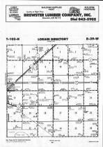 Map Image 026, Nobles County 1991