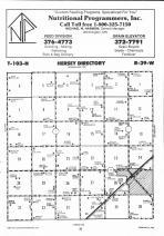 Map Image 031, Nobles County 1991