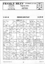 Map Image 033, Nobles County 1991