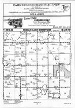 Map Image 035, Nobles County 1991