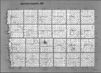 Index Map, Norman County 1990