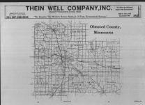 Index Map, Olmstead County 1989