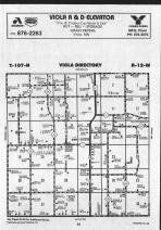 Map Image 001, Olmstead County 1989