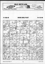 Map Image 006, Olmstead County 1989