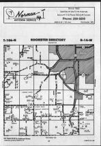 Map Image 007, Olmstead County 1989