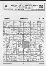 Map Image 013, Olmstead County 1989
