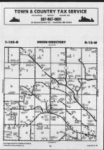 Map Image 022, Olmstead County 1989