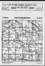 Map Image 026, Olmstead County 1989