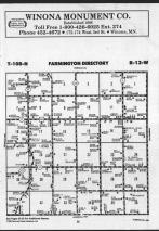 Map Image 027, Olmstead County 1989