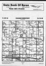 Map Image 034, Olmstead County 1989