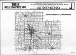 Index Map, Olmsted County 1986 Published by Farm and Home Publishers, LTD