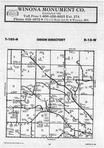 Map Image 024, Olmsted County 1988