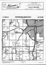 Map Image 007, Olmsted County 1991