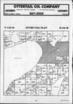 Map Image 091, Otter Tail County 1986