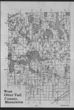 Index Map 4, Otter Tail County 1989
