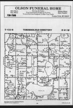 Map Image 009, Otter Tail County 1989