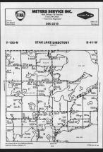 Map Image 013, Otter Tail County 1989