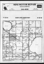 Map Image 019, Otter Tail County 1989