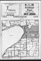 Map Image 033, Otter Tail County 1989