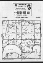 Map Image 067, Otter Tail County 1989