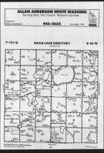 Map Image 089, Otter Tail County 1989