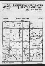 Map Image 101, Otter Tail County 1989