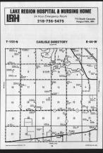 Map Image 107, Otter Tail County 1989