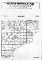 Map Image 003, Otter Tail County 1990