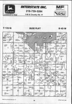 Map Image 011, Otter Tail County 1990