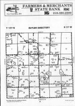 Map Image 014, Otter Tail County 1990