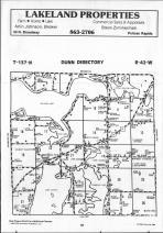 Map Image 034, Otter Tail County 1990
