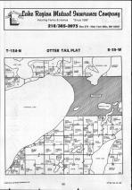 Map Image 091, Otter Tail County 1990