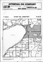 Map Image 092, Otter Tail County 1990