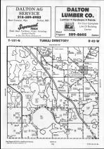 Map Image 120, Otter Tail County 1990