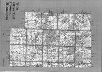 Index Map 1, Otter Tail County 1991