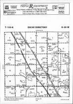 Map Image 090, Otter Tail County 1991