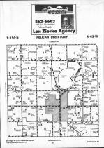 Map Image 100, Otter Tail County 1991
