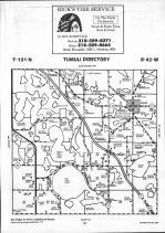 Map Image 120, Otter Tail County 1991