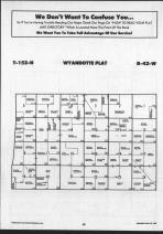 Map Image 002, Pennington County 1989