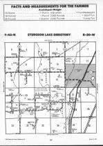 Map Image 016, Pine County 1991