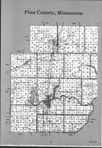 Map Image 090, Pine County 1991