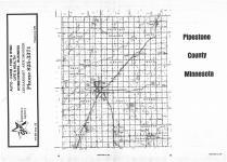 Index Map, Pipestone County 1987