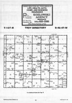 Map Image 003, Pipestone County 1987
