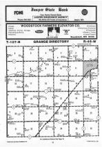 Map Image 020, Pipestone County 1987