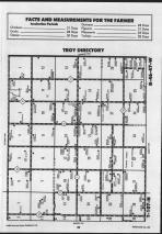 Map Image 001, Pipestone County 1989 Published by Farm and Home Publishers, LTD