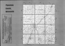 Index Map, Pipestone County 1990