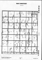 Map Image 001, Pipestone County 1990